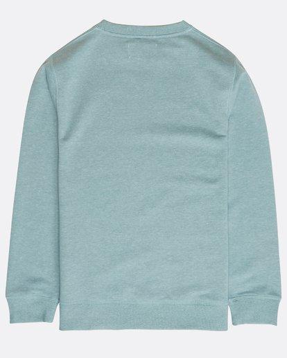 1 Boys' All Day Sweatshirt Vert N2FL01BIP9 Billabong