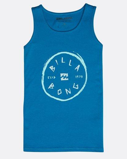 0 Boys' Rotohand Tank Azul N2SG01BIP9 Billabong