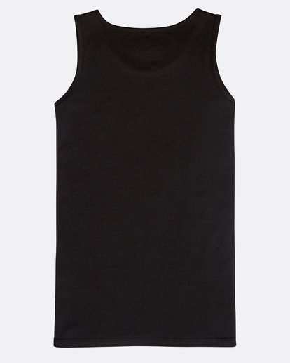 1 Boys' Access Tank Negro N2SG02BIP9 Billabong