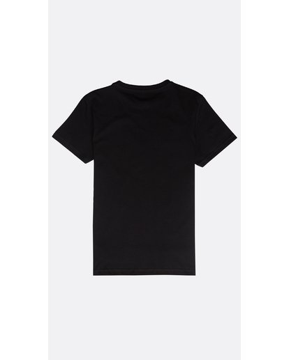 1 Section Tee Ss Boy Negro N2SS03BIP9 Billabong