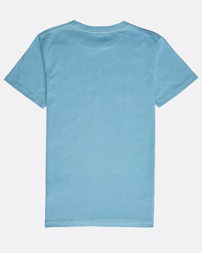1 Boys' Inversed T-Shirt Blau N2SS04BIP9 Billabong