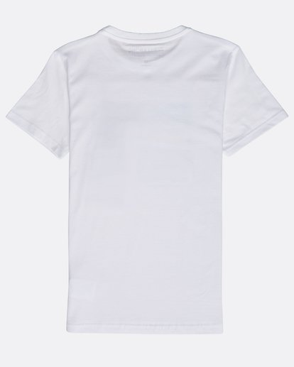 1 Boys' High Line T-Shirt Weiss N2SS06BIP9 Billabong