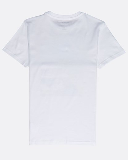 1 Boys' Chill Out T-Shirt Blanco N2SS07BIP9 Billabong