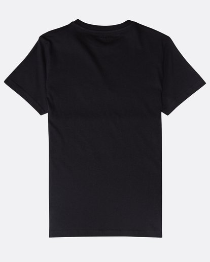 1 Boys' Chill Out T-Shirt Negro N2SS07BIP9 Billabong