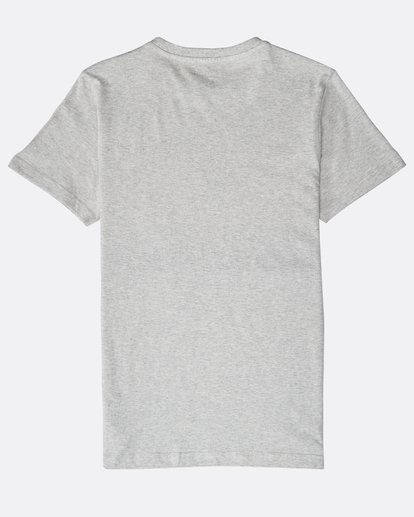 1 Boys' Chill Out T-Shirt Gris N2SS07BIP9 Billabong