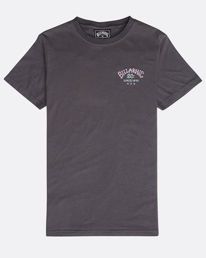 0 Boys' Get Back T-Shirt Gris N2SS08BIP9 Billabong