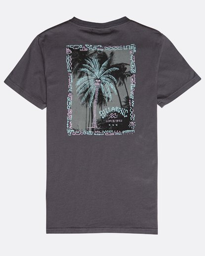 1 Boys' Get Back T-Shirt Gris N2SS08BIP9 Billabong