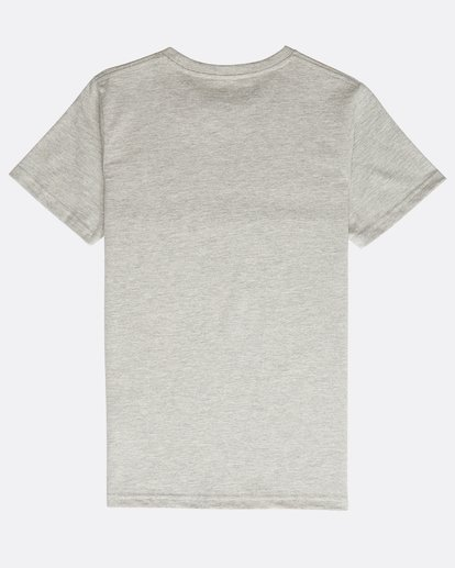 1 Boys' Trademark T-Shirt Gris N2SS09BIP9 Billabong