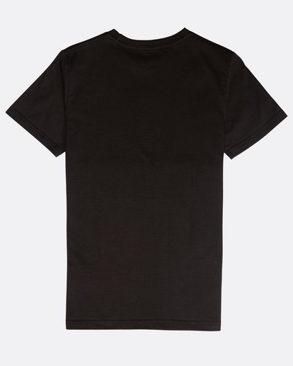 1 Boys' Trademark T-Shirt Negro N2SS09BIP9 Billabong