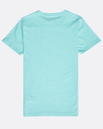 1 Boys' Rotohand T-Shirt Verde N2SS10BIP9 Billabong