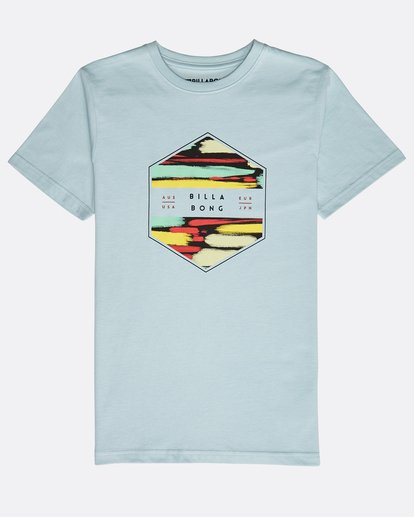 0 Boys' Access T-Shirt Bleu N2SS11BIP9 Billabong