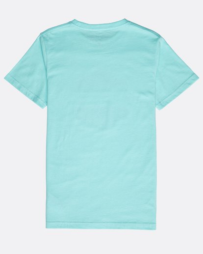 1 Boys' Access T-Shirt Verde N2SS11BIP9 Billabong