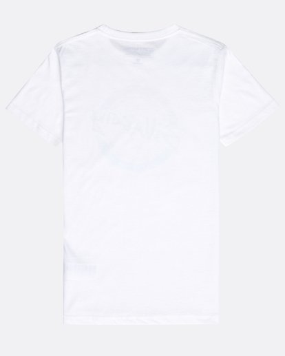 1 Boys' Eighty T-Shirt Weiss N2SS13BIP9 Billabong
