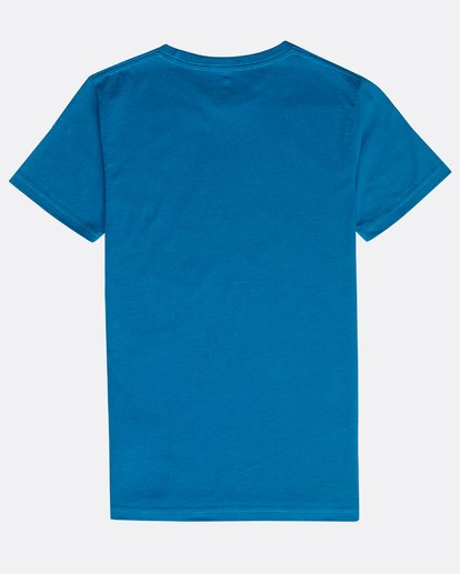 1 Boys' Eighty T-Shirt Blue N2SS13BIP9 Billabong
