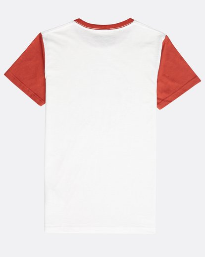 1 Boys' Rock Point T-Shirt Beige N2SS14BIP9 Billabong