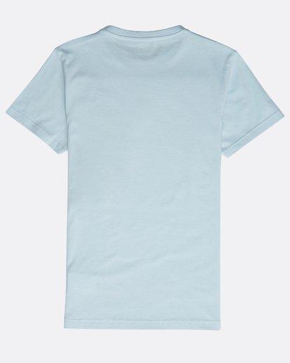 1 Boys' Surf Attack T-Shirt Azul N2SS18BIP9 Billabong