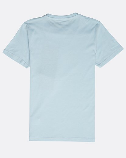 1 Boys' Melted Tube T-Shirt Blau N2SS19BIP9 Billabong