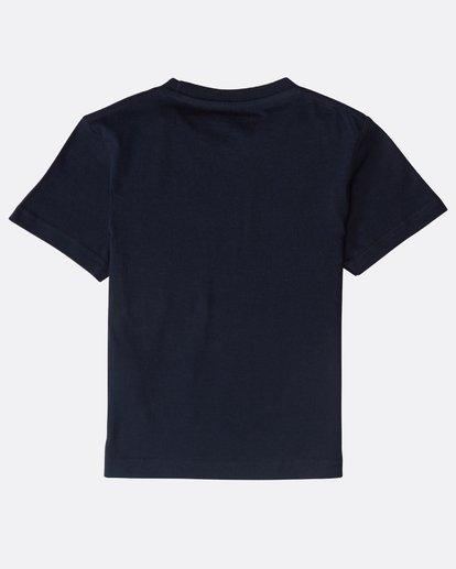 1 Boys' Speedy T-Shirt Bleu N2SS22BIP9 Billabong