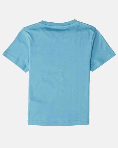 1 Boys' Speedy T-Shirt Blau N2SS22BIP9 Billabong