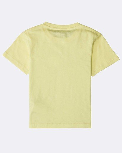 1 Boys' Speedy T-Shirt Amarillo N2SS22BIP9 Billabong