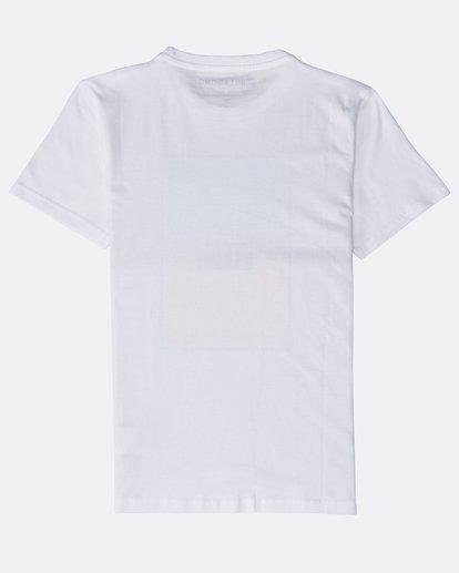 1 Boys' Tucked T-Shirt Blanc N2SS23BIP9 Billabong