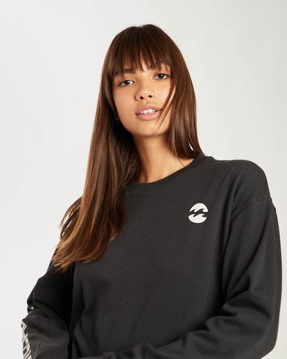 1 Legacy Sweatshirt Noir N3CR01BIP9 Billabong