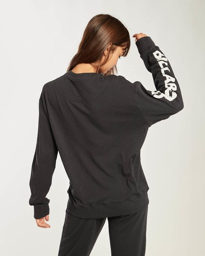 3 Legacy Sweatshirt Noir N3CR01BIP9 Billabong