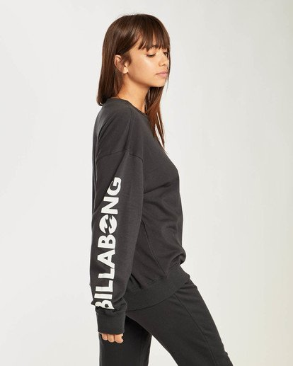 4 Legacy Sweatshirt Noir N3CR01BIP9 Billabong