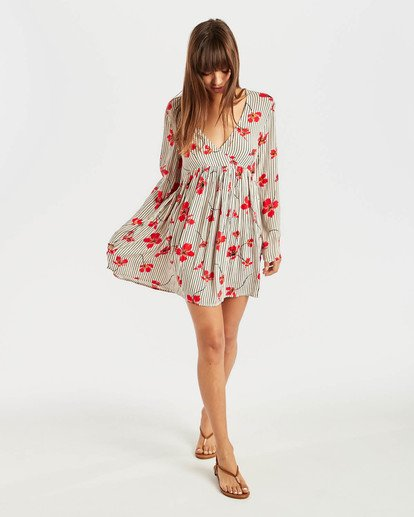 4 Take Today Dress Blanco N3DR04BIP9 Billabong