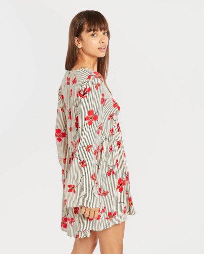 2 Take Today Dress Blanco N3DR04BIP9 Billabong