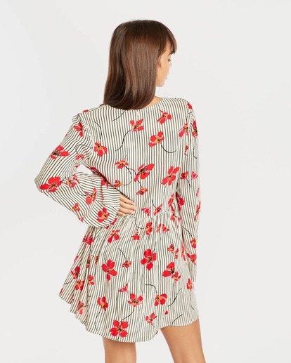 3 Take Today Dress Blanco N3DR04BIP9 Billabong
