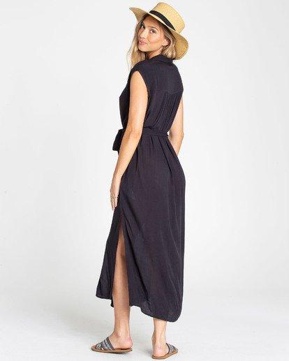 1 Little Flirt Dress Negro N3DR06BIP9 Billabong