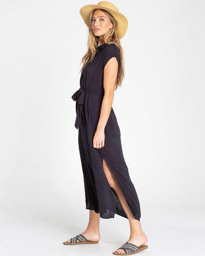 2 Little Flirt Dress Negro N3DR06BIP9 Billabong