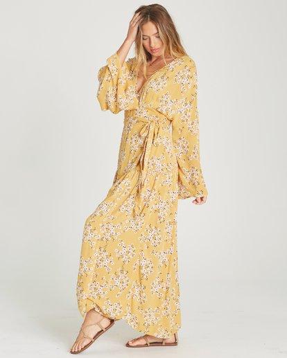4 My Favorite Dress Gelb N3DR07BIP9 Billabong