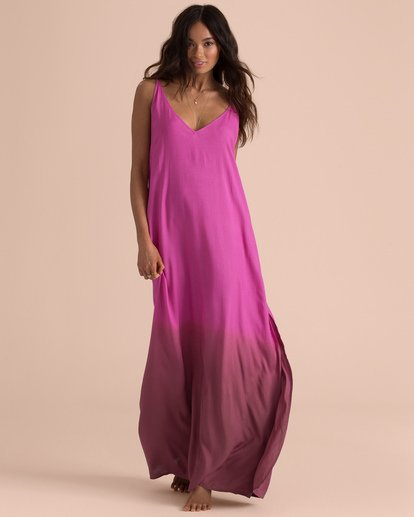 0 High Point Slip Dress Rose N3DR19BIP9 Billabong