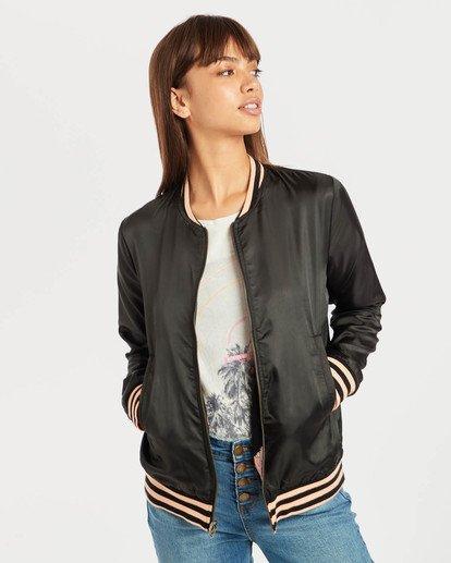 5 Retro Bloom Jacket Noir N3JK03BIP9 Billabong