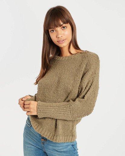1 Easy Going Sweater Vert N3JP02BIP9 Billabong