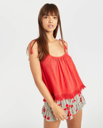 2 Step Up Tank Top Rot N3KT01BIP9 Billabong
