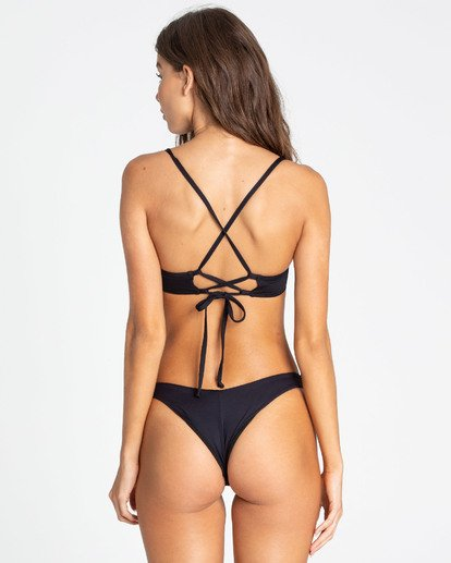 4 Sol Searcher Hike Bikini Bottoms Schwarz N3SB02BIP9 Billabong