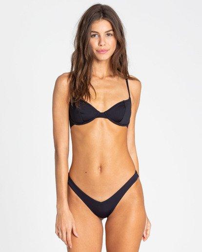 0 Sol Searcher Hike Bikini Bottoms Schwarz N3SB02BIP9 Billabong
