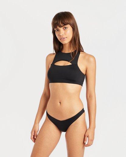 1 Sol Searcher Hike Bikini Bottoms Schwarz N3SB02BIP9 Billabong