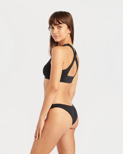 2 Sol Searcher Hike Bikini Bottoms Schwarz N3SB02BIP9 Billabong