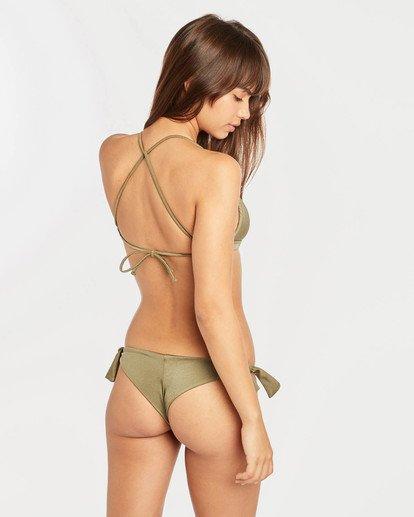 4 Sol Searcher Tanga Bikini Bottoms Vert N3SB04BIP9 Billabong