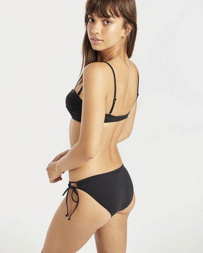 6 Sol Searcher Lowrider Bikini Bottoms Schwarz N3SB05BIP9 Billabong