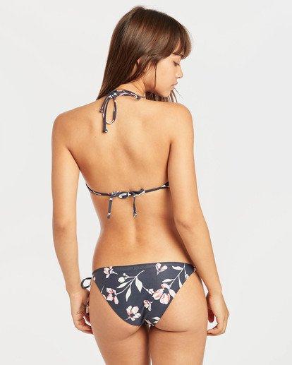 3 Flow On Tropic Bikini Bottoms Schwarz N3SB24BIP9 Billabong