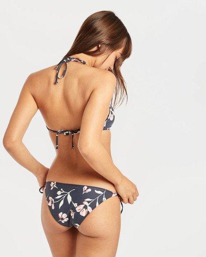 4 Flow On Tropic Bikini Bottoms Schwarz N3SB24BIP9 Billabong