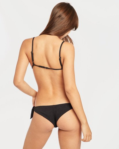 4 Sweet Sands Tanga Bikini Bottoms Negro N3SB32BIP9 Billabong
