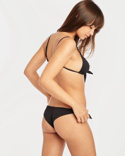 5 Sweet Sands Tanga Bikini Bottoms Schwarz N3SB32BIP9 Billabong