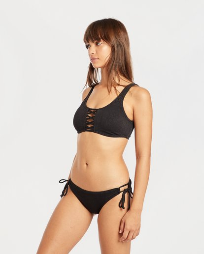 1 Sweet Sands Low Rider Bikini Bottoms Negro N3SB38BIP9 Billabong