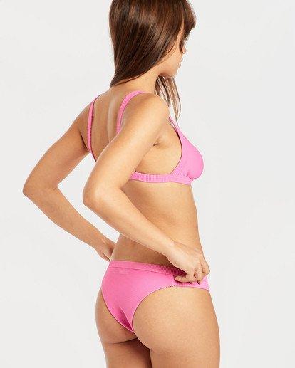 5 Tanlines Isla Bikini Bottoms Rosa N3SB41BIP9 Billabong